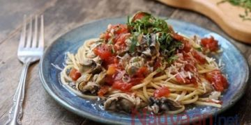 Cách làm mỳ Ý sốt hàu nhà làm ngon như ăn hàng