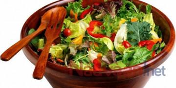 Công thức chế biến những món Salad tuyệt vời cho sức khỏe, sắc đẹp của bạn